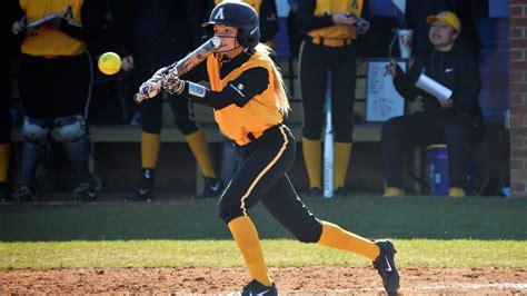 mackie chandler softball appalachian state university