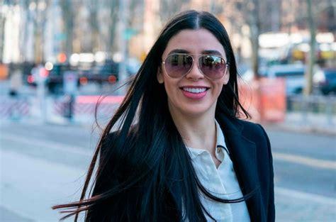 El Chapo's wife, Emma Coronel Aispuro, arrested on drug ...