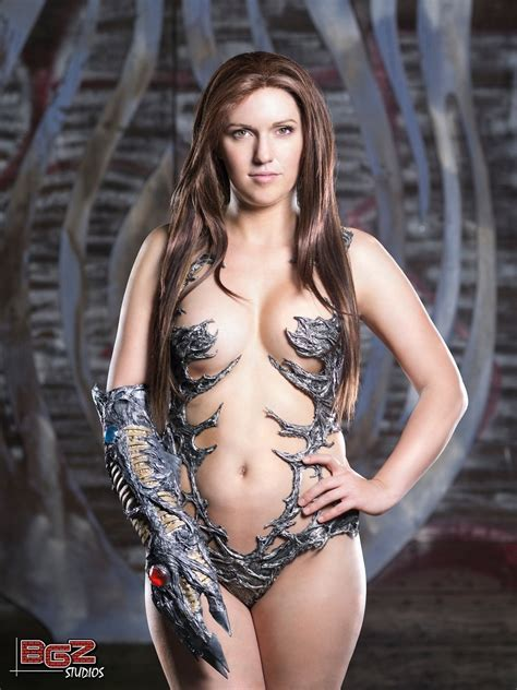 Witchblade cosplay - Swing with Shad