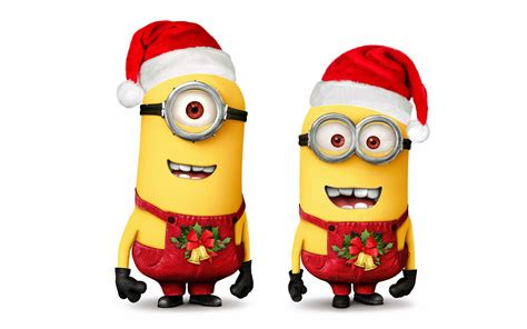 Minions Images, Christmas Speciall.