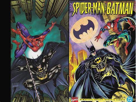 Marvel's Spider-man Versus Batman