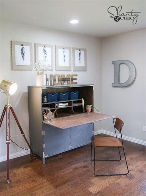 diy flip top secretary desk    hgtv open concept