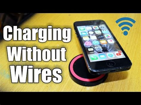how to charge a phone without charger how to charge your phone without wires