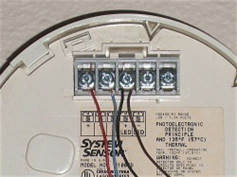 Troubleshooting Smoke Alarm Wiring The Detectors