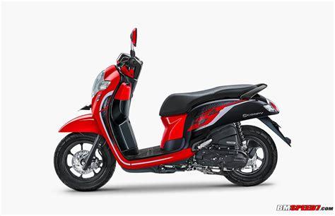 Honda Scoopy 2019 Modification by 7 Warna Honda Scoopy Terbaru 2019 Tipe Stylish Dan Sporty
