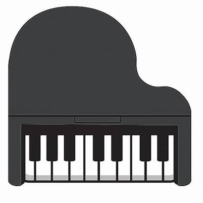 Piano Icon Keyboard Casio Yamaha Icons Play