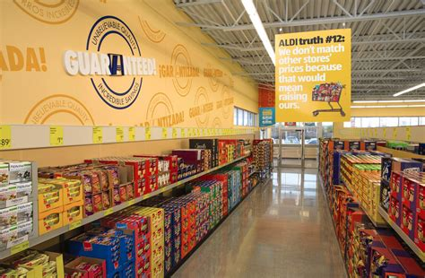 How Aldi Sells Groceries For Cheaper Than Wal-mart Or