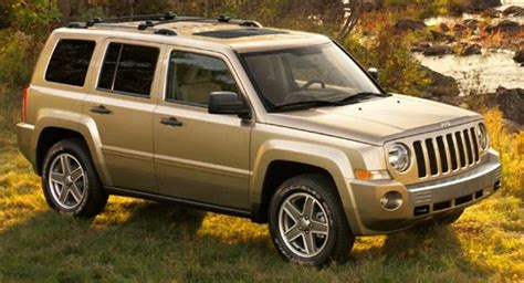 jeep commander vs patriot 2007 jeep patriot user reviews cargurus