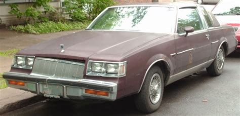84 Buick Regal by File 84 Buick Regal Jpg Wikimedia Commons