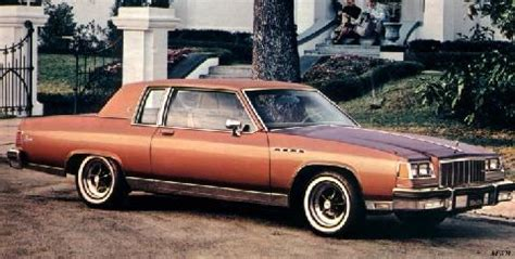 Buick Electra Limited Coup (1980) - Picture Gallery ...