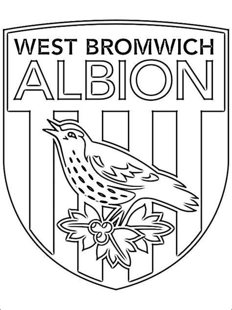 West Bromwich Albion F.C.   Coloring pages