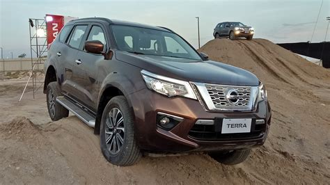 Nissan Terra Backgrounds by Nissan Ph Finally Launches Nissan Terra Midsize Suv
