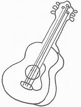 Guitar Coloring Pages Printable sketch template