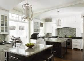two kitchen islands two island kitchen design secrets
