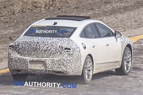 2020 Buick Lacrosse Pictures, Photos, Spy Shots  Gm Authority