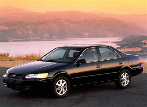 The Road Travelled History Of The Toyota Camry