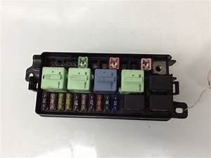 2008 Mini Cooper Fuse Box Diagram