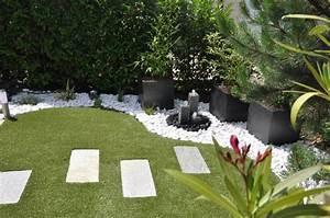 design jardins paysagiste designer petit jardin zen With amenagement jardin exterieur avec galets 7 creer le plus beau jardin avec le gravier pour allee