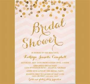 30 bridal shower invitations templates psd invitations With free wedding shower invitation templates