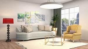 Wohnzimmer Im Vintage Style Liegen Voll Im Trend Hier