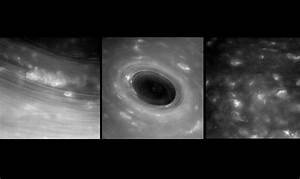 'Giant hurricane' on Saturn spotted in latest Cassini dive ...