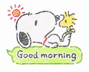 Good Morning Snoopy : 26 good morning snoopy images ~ Orissabook.com Haus und Dekorationen