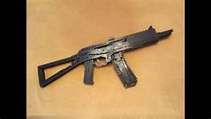 Lego Heavy Weapons  Aks-74u  Working