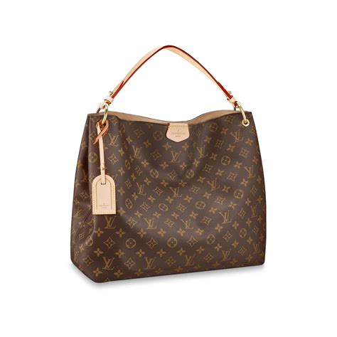 graceful mm monogram canvas handbags louis vuitton