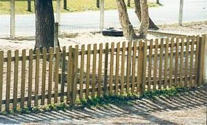 Cloture Jardin Bois : labat merle produits clotures en bois ~ Premium-room.com Idées de Décoration