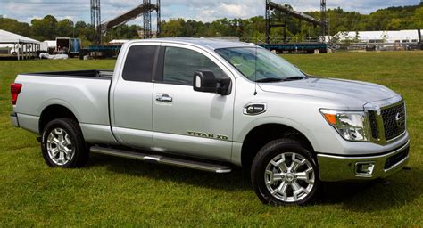 2019 Nissan Titan Xd by 2019 Nissan Titan And Titan Xd Unveiled With New Tech