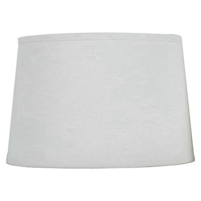 drum l shades target drum linen l shade white large threshold master