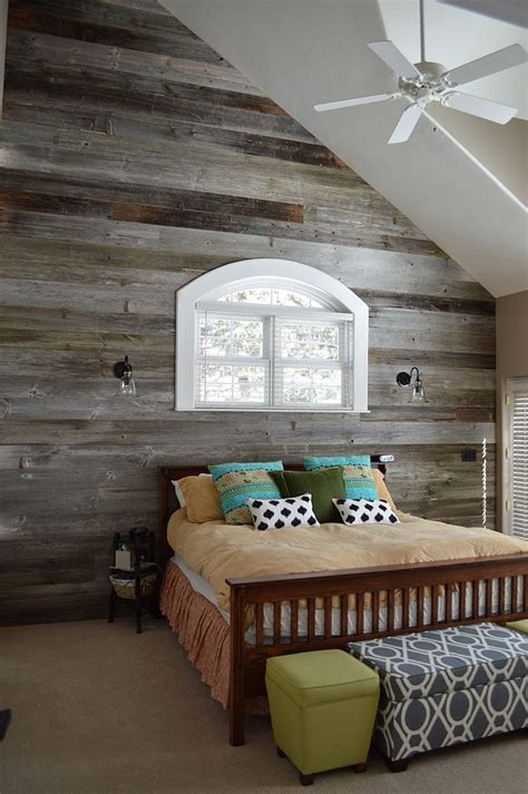 bedroom wall molding ideas bedroom traditional with wood 25 awesome bedrooms with reclaimed wood walls