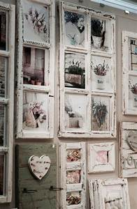 Shabby Chic Herstellen : love how they decorated the windows and added photos diy crafts pinterest fenster ~ Indierocktalk.com Haus und Dekorationen