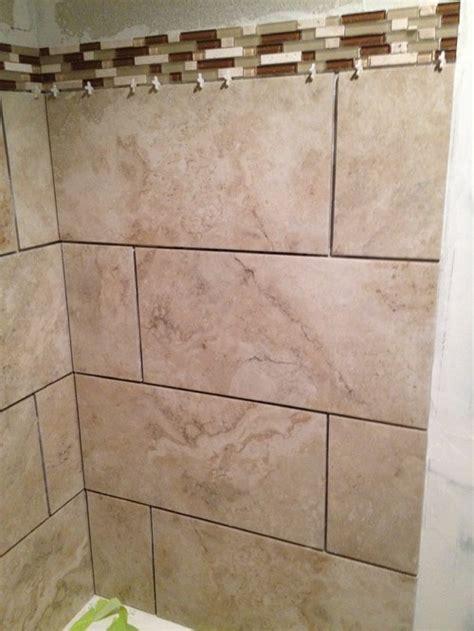 grout color  bathroom tiles
