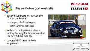 evok3d partnership with Nissan Motorsports -- information ...