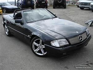 1992 Mercedes-benz 500sl Convertible