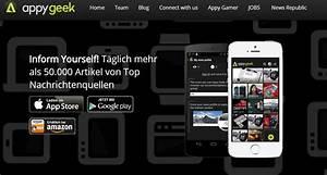 Apps Ab 18 Jahren : nachrichten app appygeeks ab sofort mit androidkosmos ~ Lizthompson.info Haus und Dekorationen