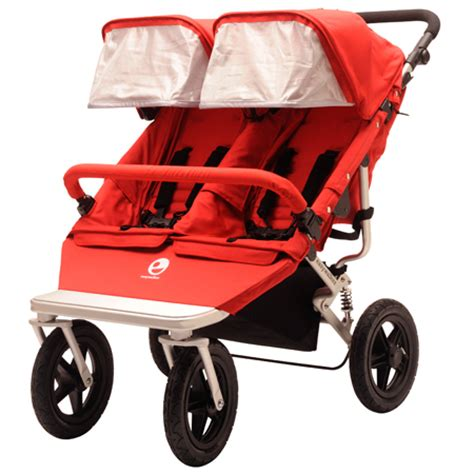 easywalker duo easy walker buggy fold down twins