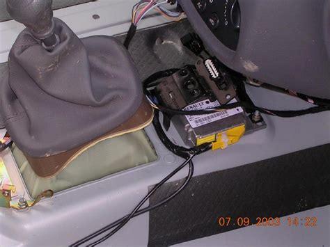 logiciel pour effacer voyant airbag voyant airbag clio 2 renault m 233 canique 201 lectronique forum technique