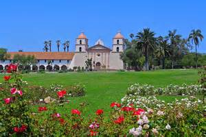 Queen of California Missions