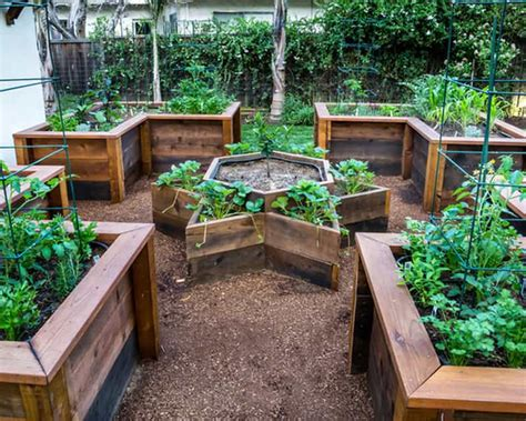 vegetable garden bed design raised garden beds how to build and install them