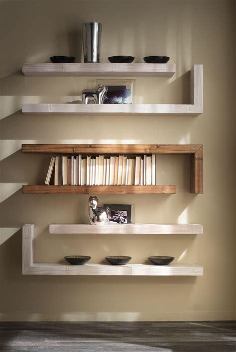 mensole salotto mensole essential casa bamb 249