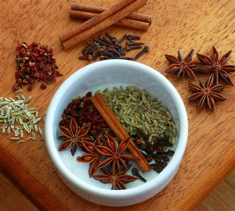 five spice chinese five spice powder the daring gourmet