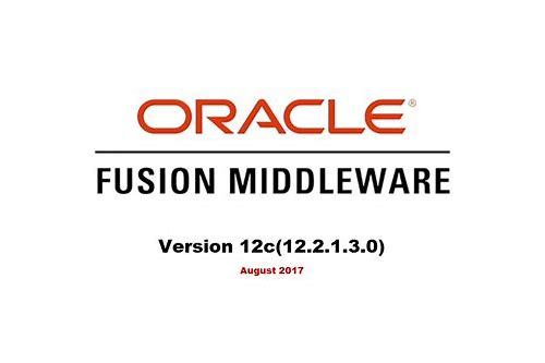 oracle fusion middleware 12c download