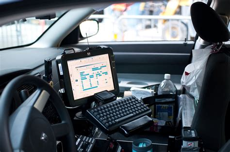 Car Computer by Enforcement Agencies Turn To Technology To Ease
