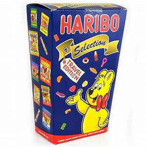 Sweets Online De : haribo selection travel edition 500g online kaufen im world of sweets shop ~ Markanthonyermac.com Haus und Dekorationen