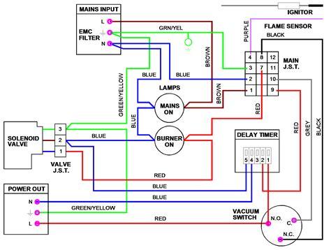 Vehicle Inverter Wiring Diagram by Nrv Nor Vac Burner Wiring Diagrams