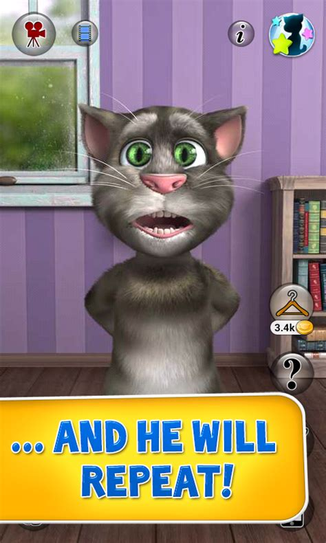 Download Game Talking Tom Cat 2 Free Apk Pinteknocom