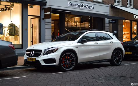 See its design, performance and technology features, as well as models, pricing, photos and more. Mercedes-Benz GLA 45 AMG Edition 1 - 22 February 2019 - Autogespot