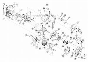Ryobi 410r Parts List And Diagram